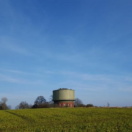 Wasserturm Recklinghausen-Quellberg